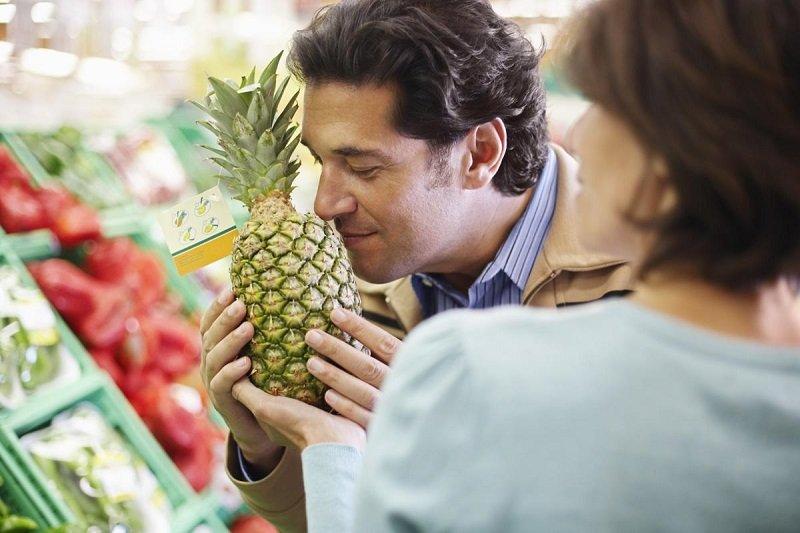 Как выбрать ананас: инструкция для похода в магазин