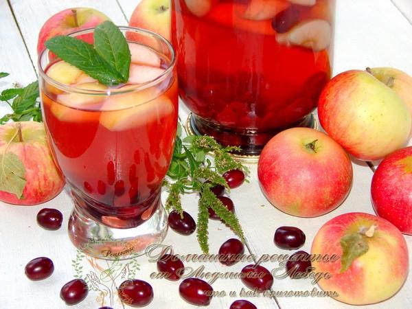 Моченые яблоки в банках на зиму - 8 рецептов в домашних условиях с пошаговыми фото