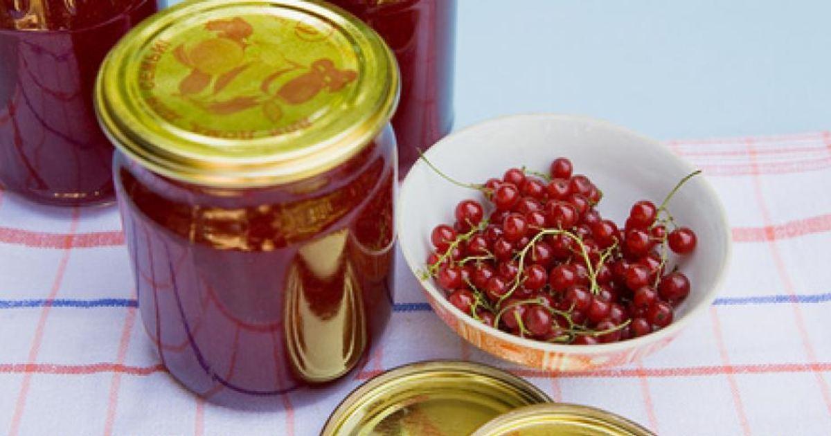 Как приготовить соус из красной смородины на зиму в домашних условиях по пошаговому рецепту с фото