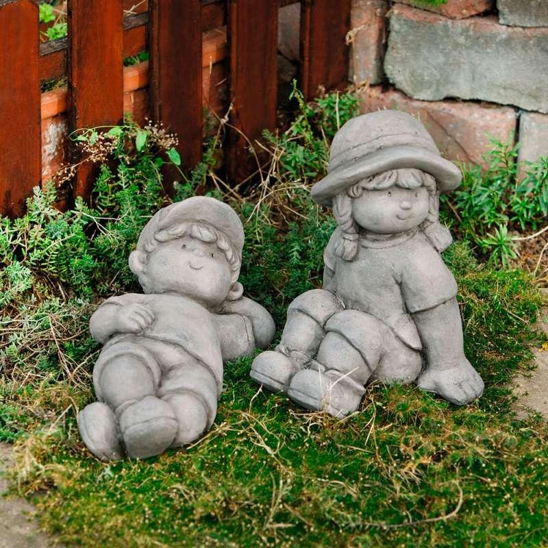 Изготовление садовых фигур своими руками (51 фото): пошаговый мастер-класс по созданию фигурок из гипса и проволоки