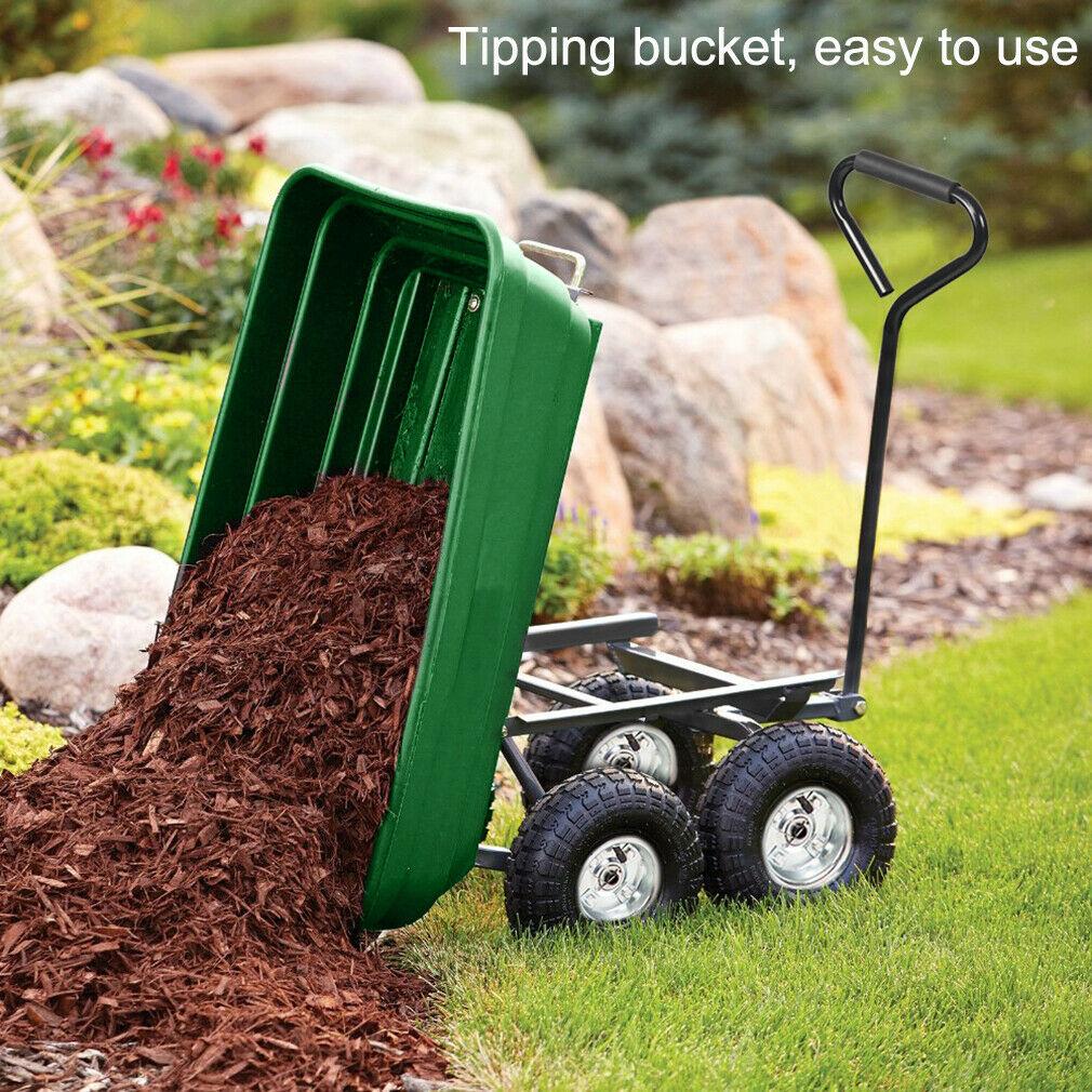 Как сделать садовую тележку своими руками: фото, видео, чертёж