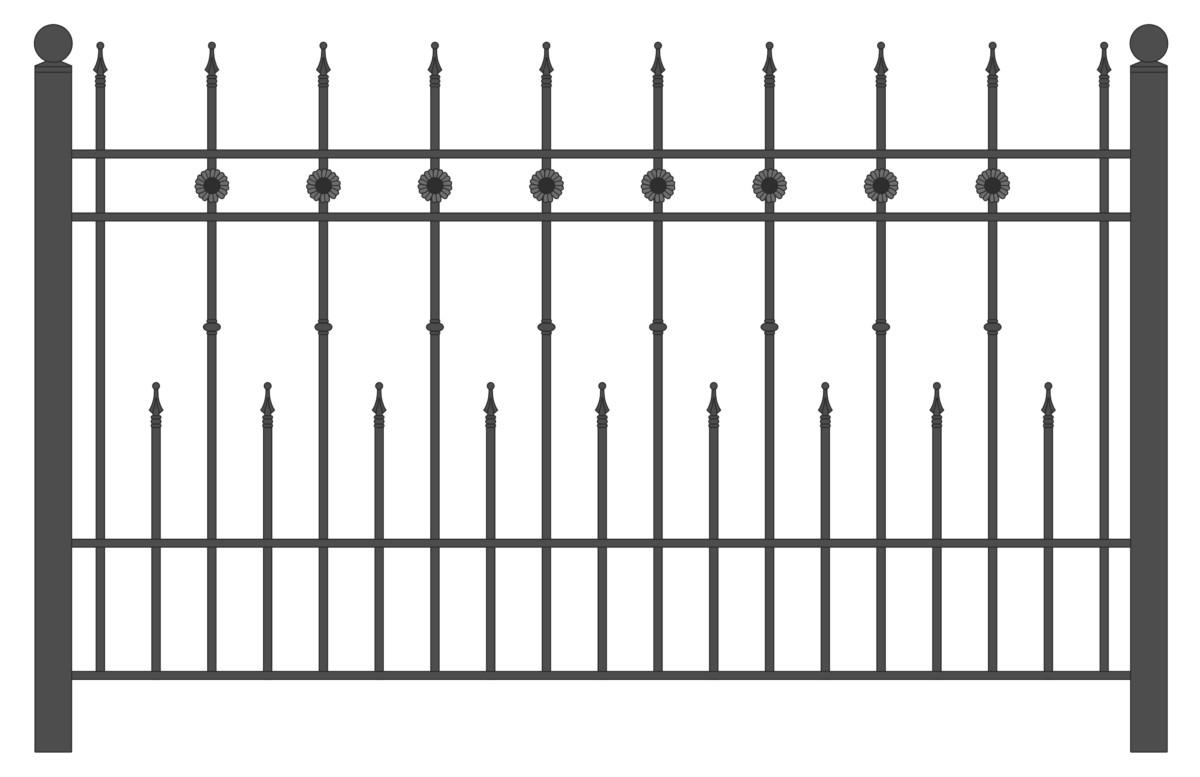 Сварные заборы (40 фото): сварка прутьев для секционных ограждений, как сварить секции из профильной трубы