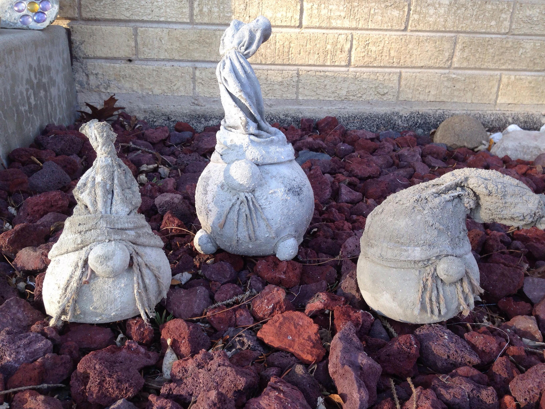 Садовые фигуры своими руками (69 фото): мастер-класс по изготовлению фигурок из проволоки, пошаговая инструкция и формы для изделий из гипса