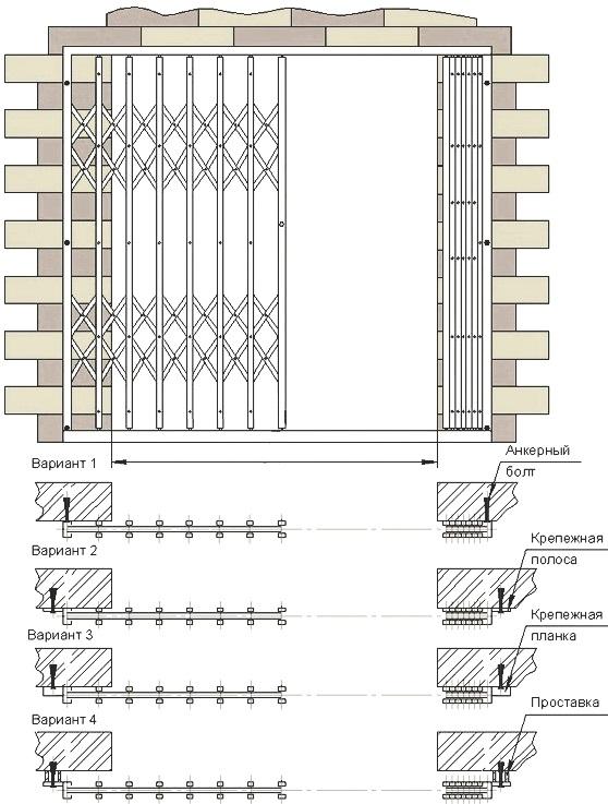 Установка пластиковых окон в деревянном доме - основы технологии, фото и видео