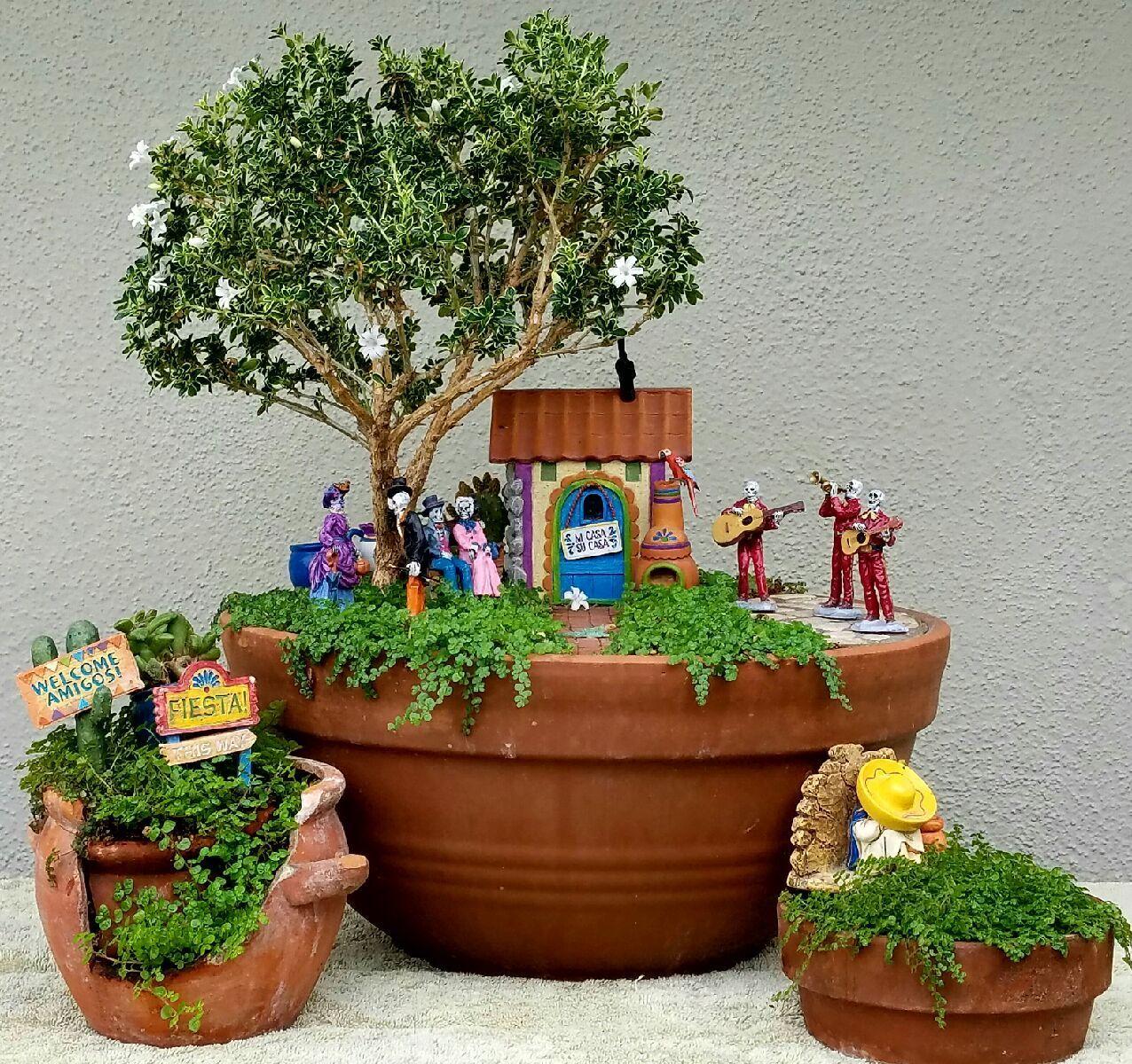 Как сделать мини-сад: 115 фото и видео как в домашних условиях построить настоящий сад
