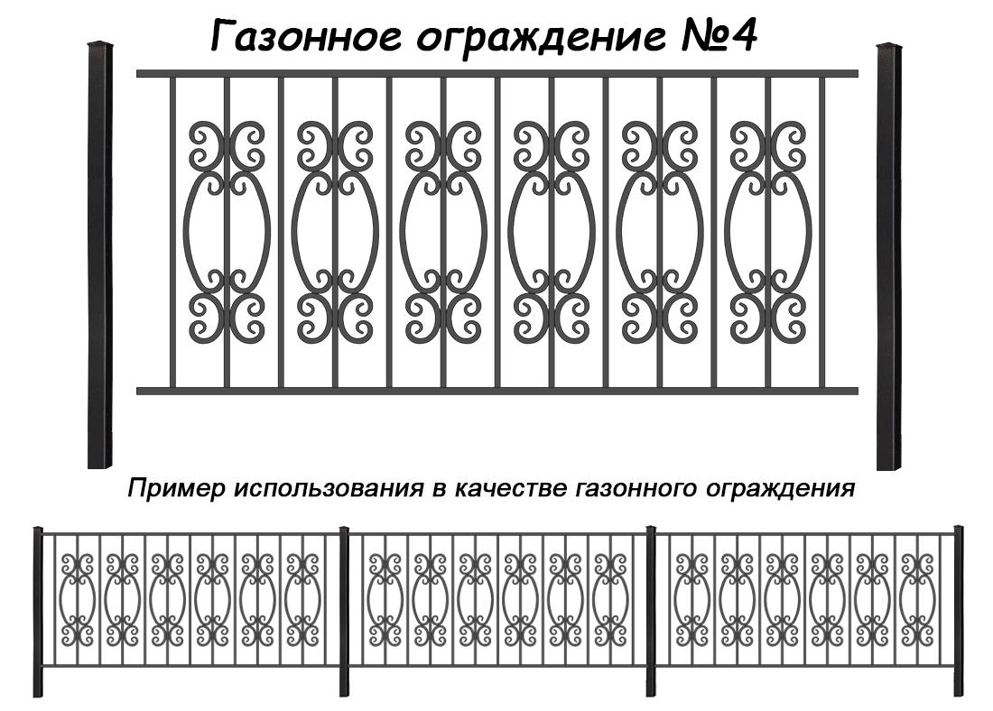 Виды кованых ограждений и перил для лестниц и их преимущества