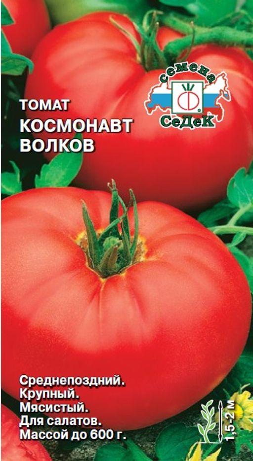 Описание сорта томата космонавт волков, его характеристика и выращивание