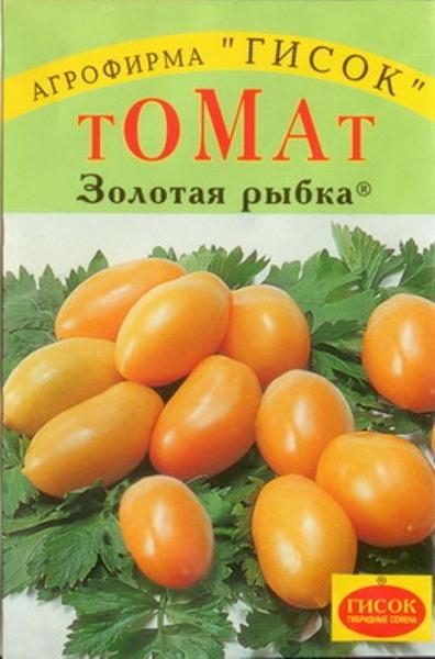 Описание сорта томата «золотая рыбка», который отлично растет и плодоносит в неблагоприятных условиях