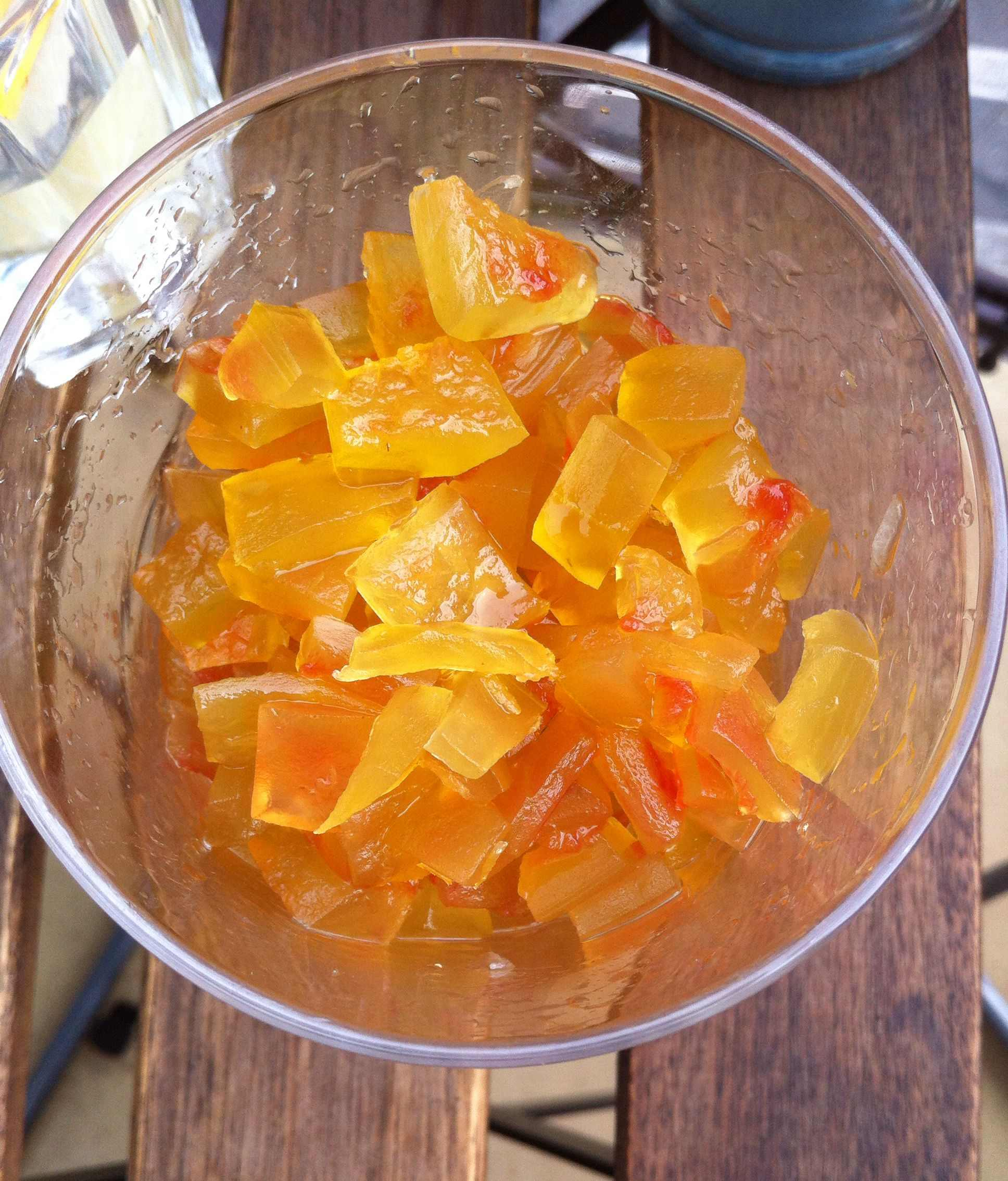 Цукаты из арбузных корок: самый простой рецепт, способы приготовления в домашних условиях, цукаты из мякоти арбуза