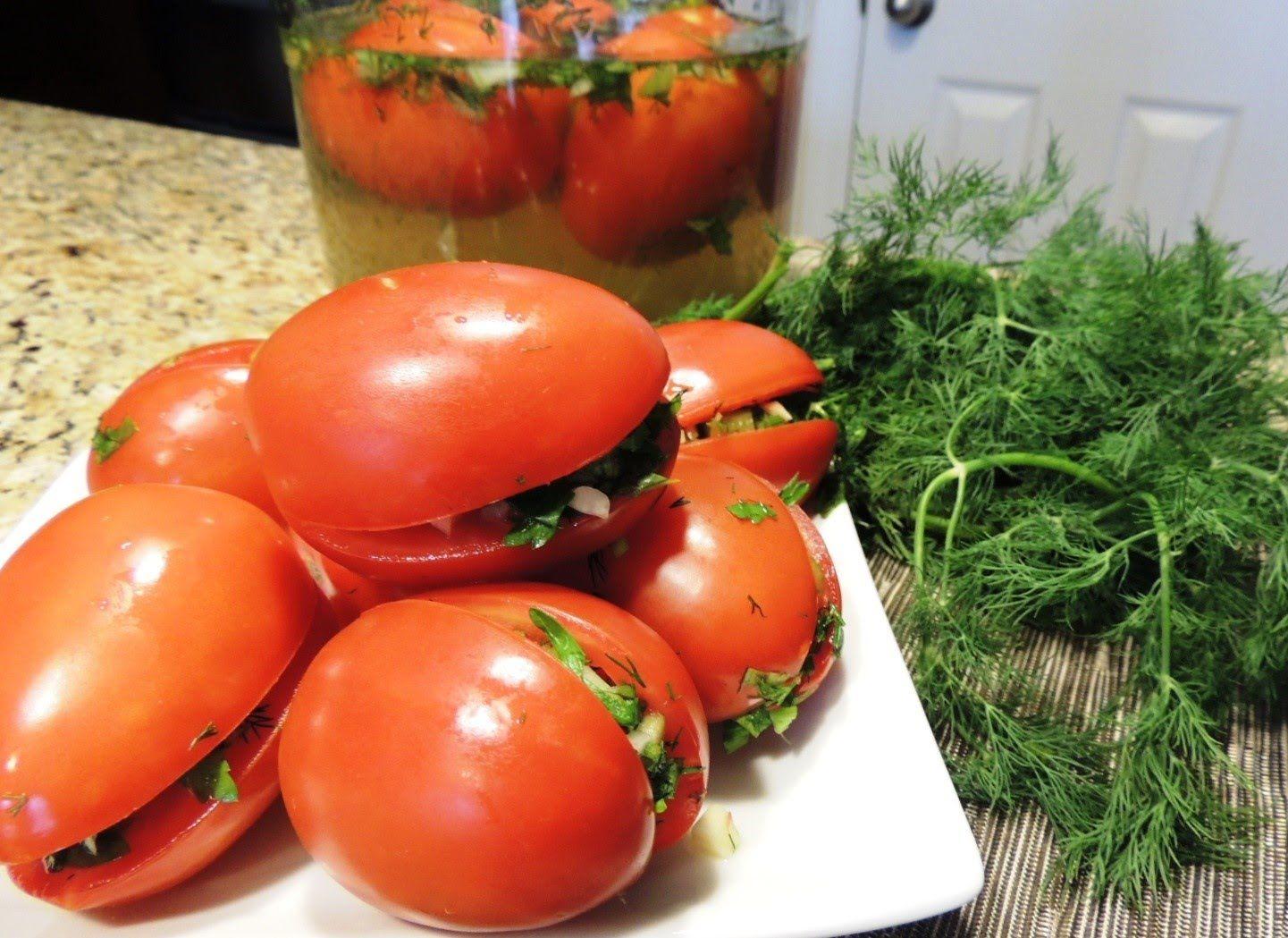 Вкусные зеленые помидоры на зиму от армянки. зеленые помидоры по армянски на зиму
