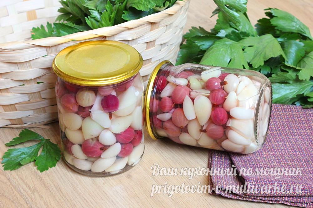 Маринованные стрелки чеснока: рецепты приготовления на зиму с фото и видео