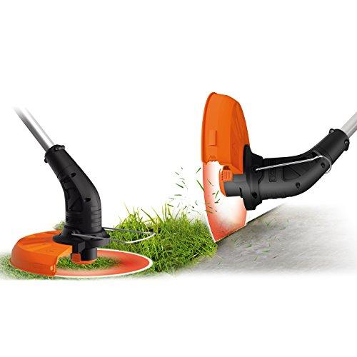 Выбор качественного триммера для травы