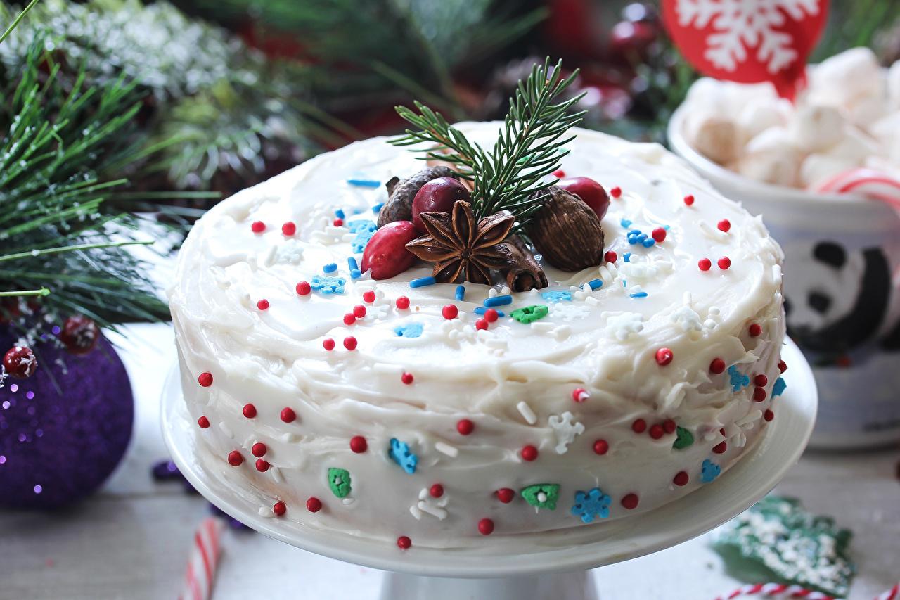 Новогодние торты 2018 - рецепты тортиков на новый год в домашних условиях