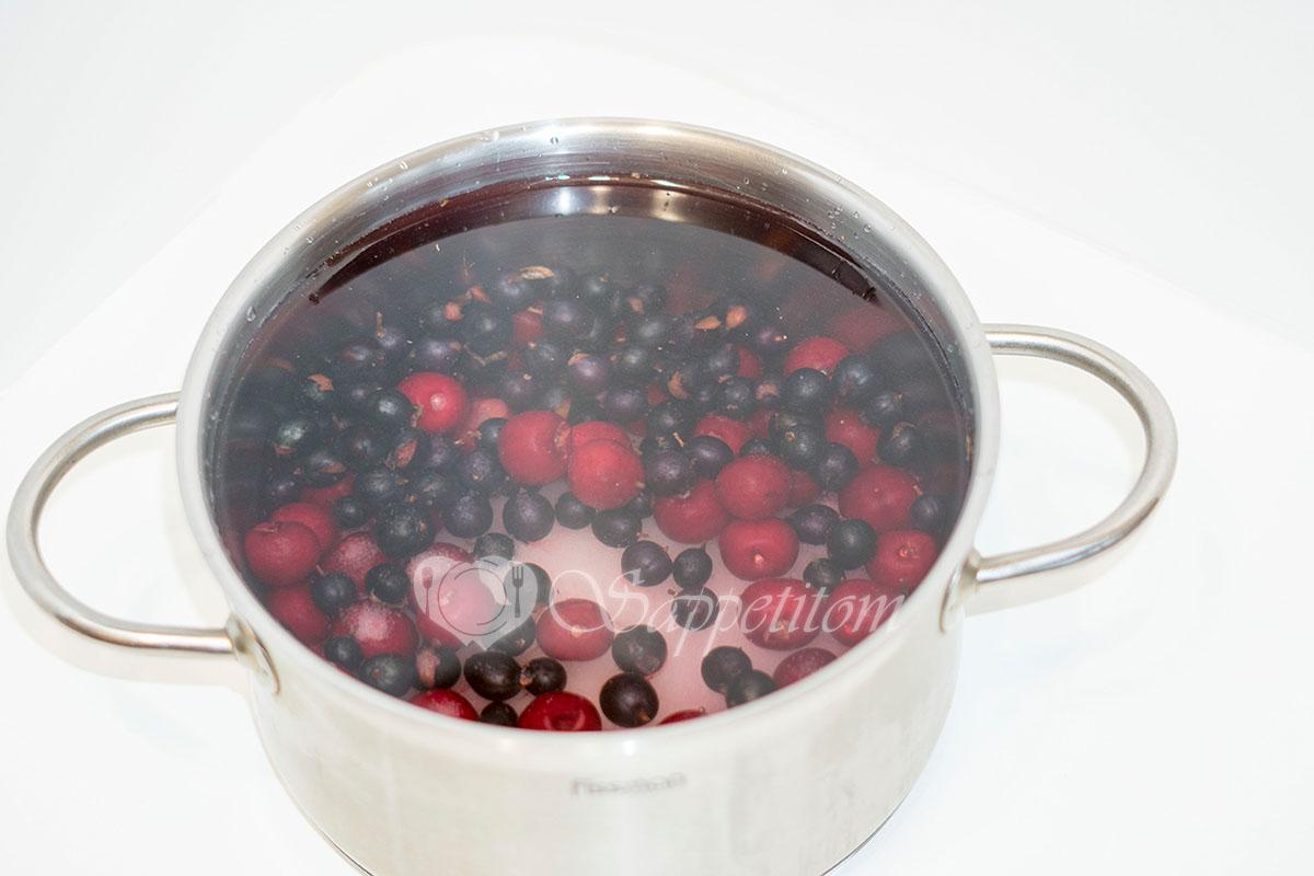 Компот из красной смородины на зиму - простые рецепты заготовки