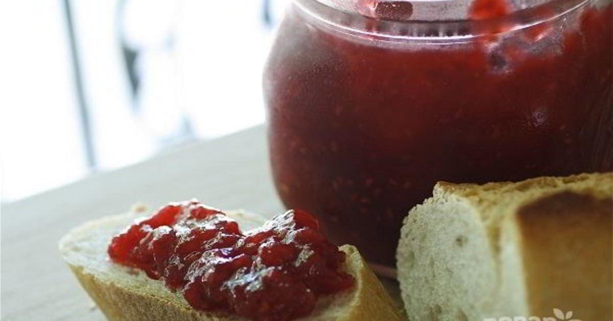 Варенье из малины на зиму: простой рецепт пятиминутка густое с фото пошагово