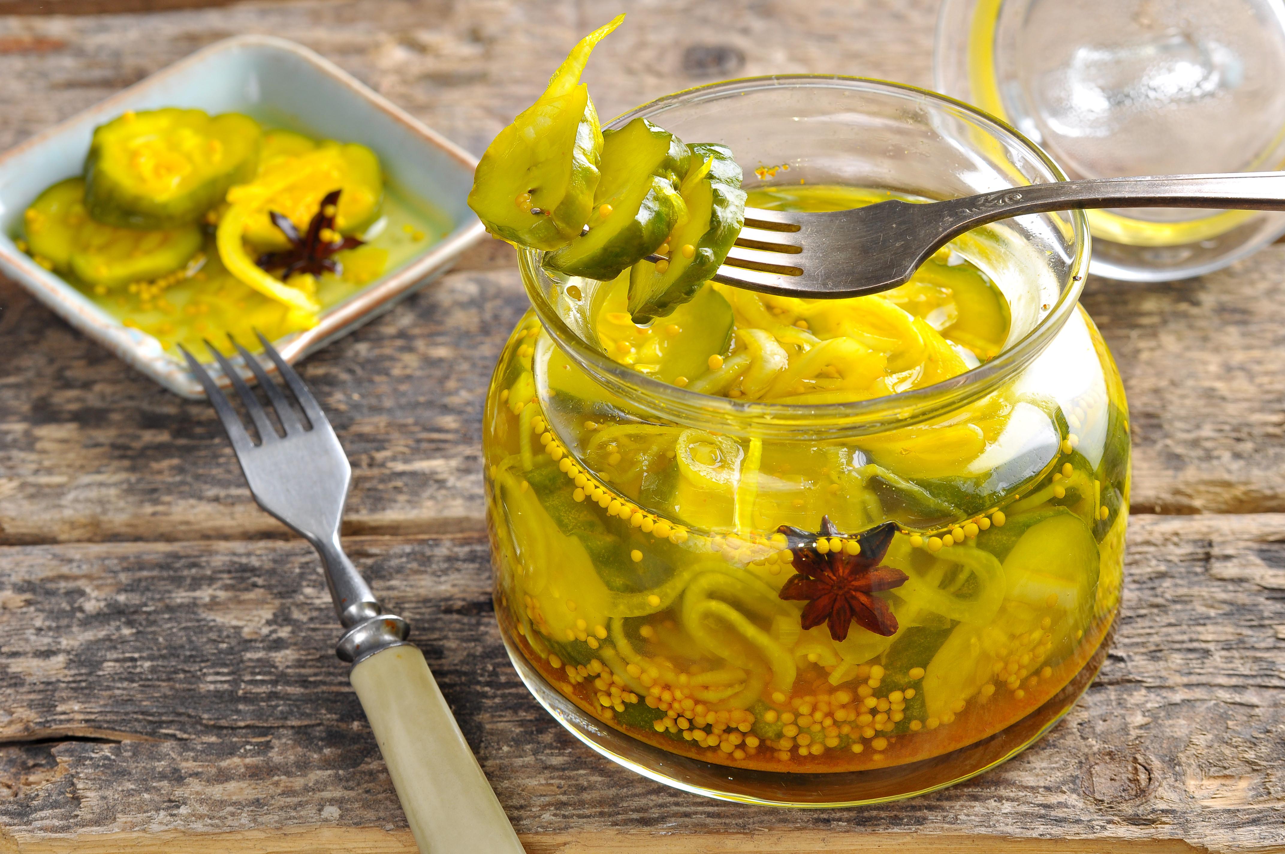Огурцы с горчицей на зиму: самый вкусный рецепт без стерилизации