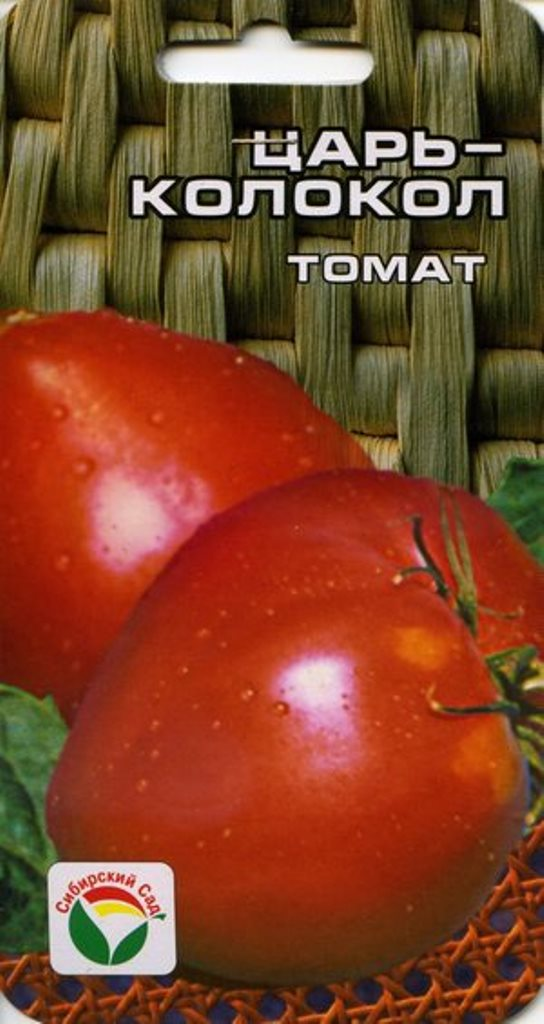 Томат «царь-колокол»: описание, характеристика сорта, фото