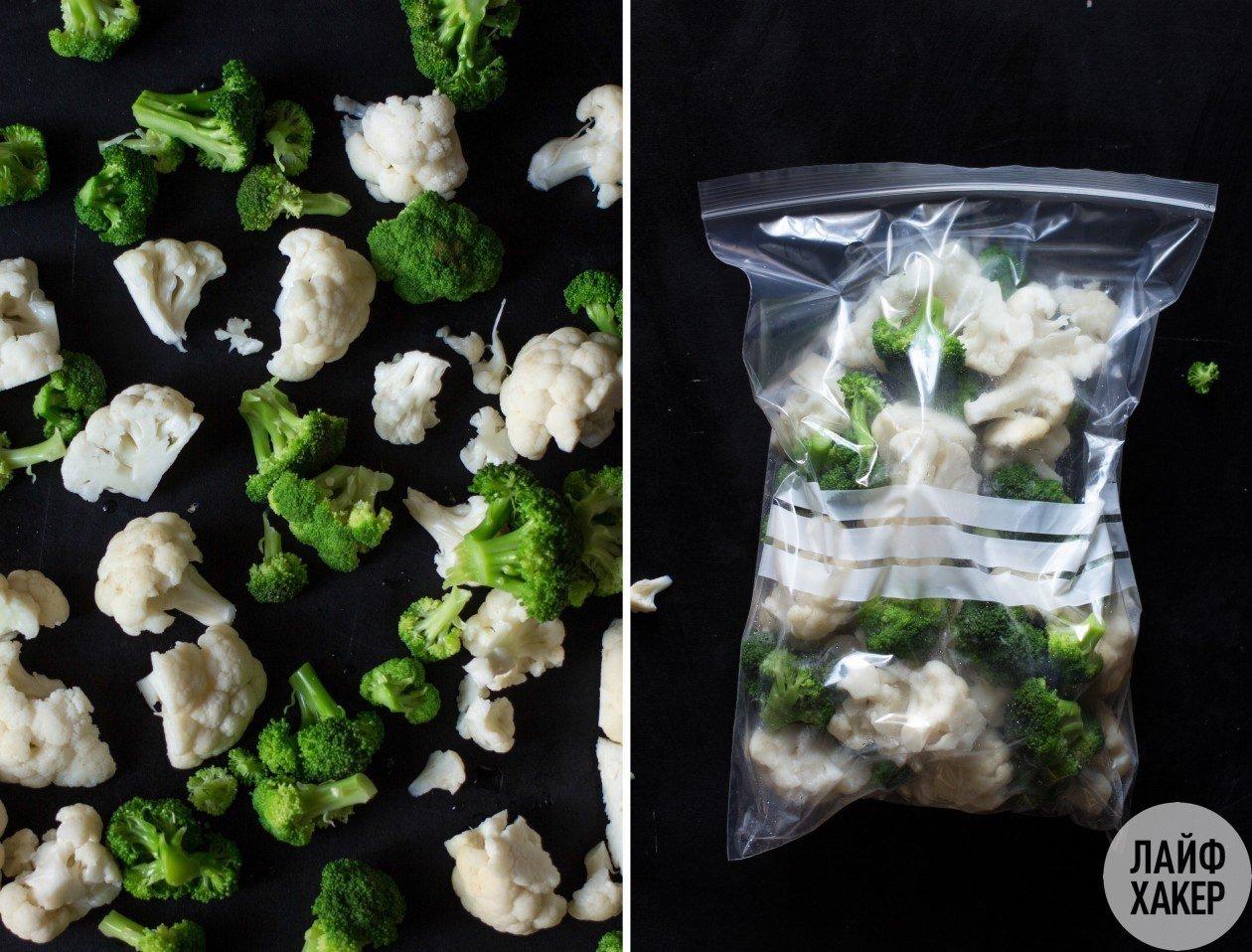 Как заморозить брокколи на зиму в домашних условиях?