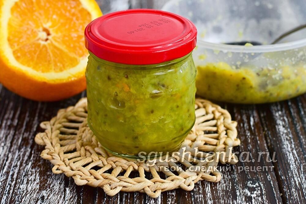 Варенье из крыжовника с апельсином на зиму – простые рецепты (фото внутри)