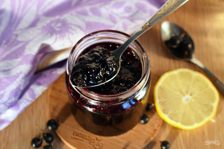 Варенье из черники «пятиминутка» на зиму — простые рецепты