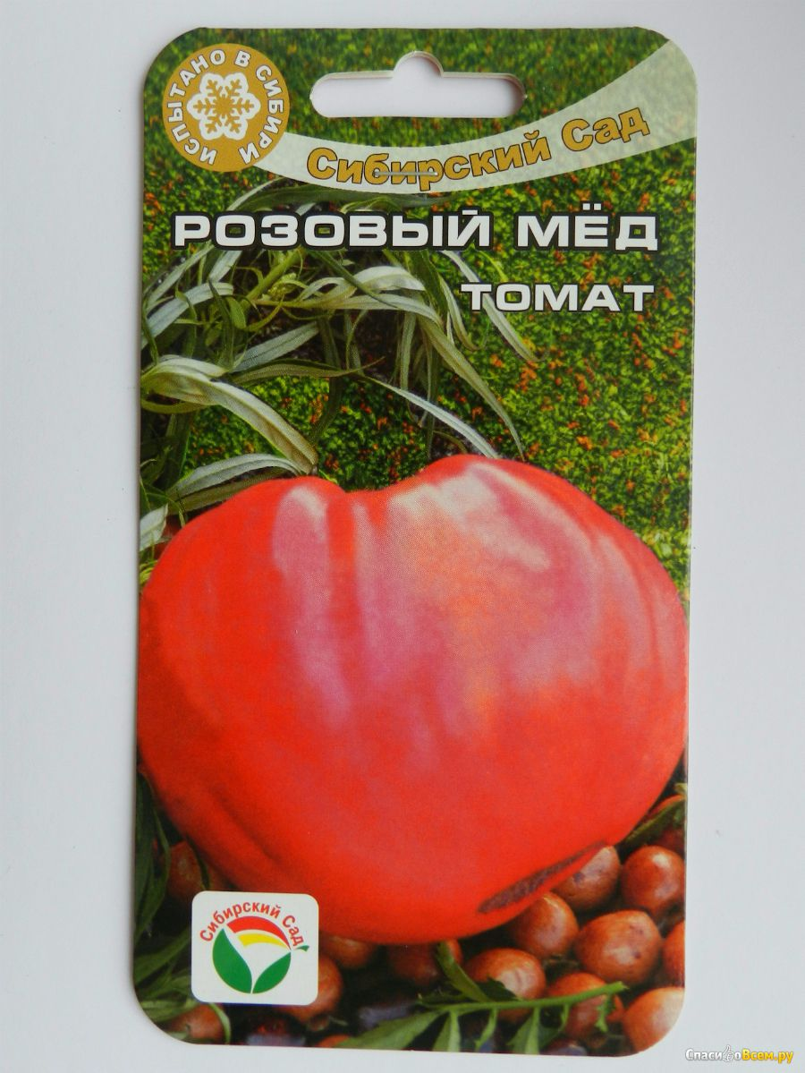 """Томат """"розовый мед"""": характеристика и описание сорта помидор, отзывы об урожайности и фото, достоинства и недостатки"""