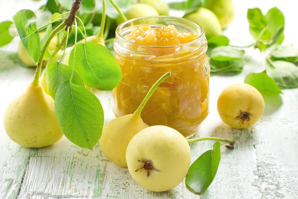 Варенье из яблок и груш: рецепты на зиму