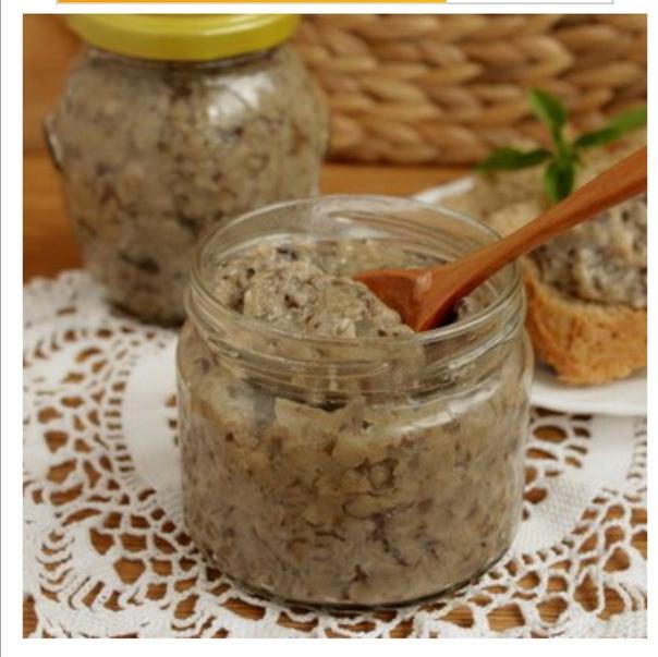 ᐉ грибная икра из груздей самый вкусный рецепт - zooshop-76.ru