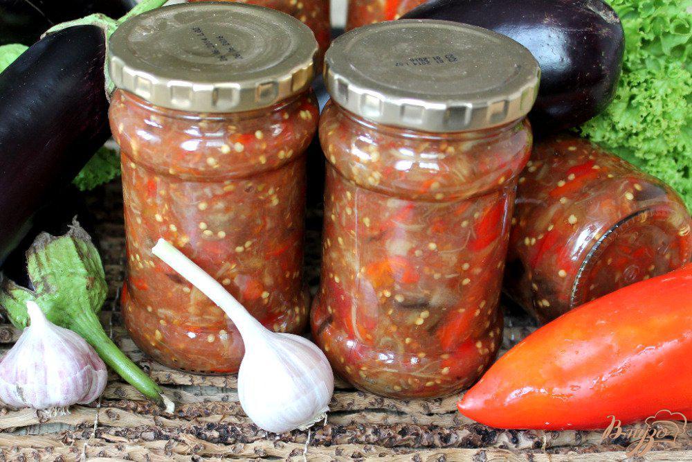 Жареные баклажаны на зиму: 13 лучших рецептов приготовления консервации