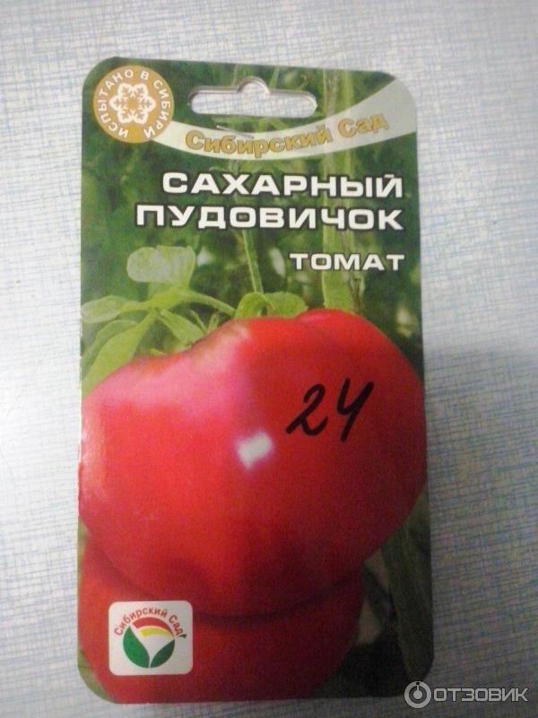 """Томаты """"пудовичок сахарный"""": описание и характеристики сорта, уход за помидорами и фото русский фермер"""