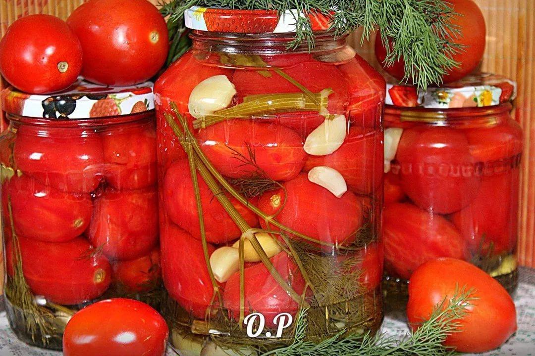 Помидоры в томатной пасте на зиму: топ 15 рецептов консервации в домашних условиях