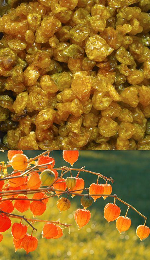 Варенье из физалиса: рецепты заготовок на зиму