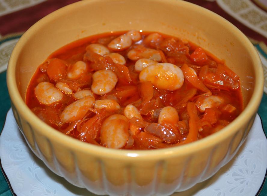 Лобио из консервированной фасоли: рецепт с фото из красной, классический, грузинский, приготовить в домашних условиях, зеленая, стручковая, с помидорами на зиму