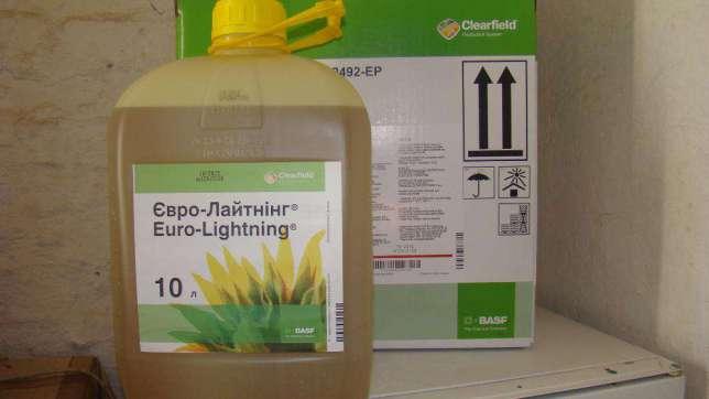Гербицид евролайтинг: описание и инструкция по применению, последействие