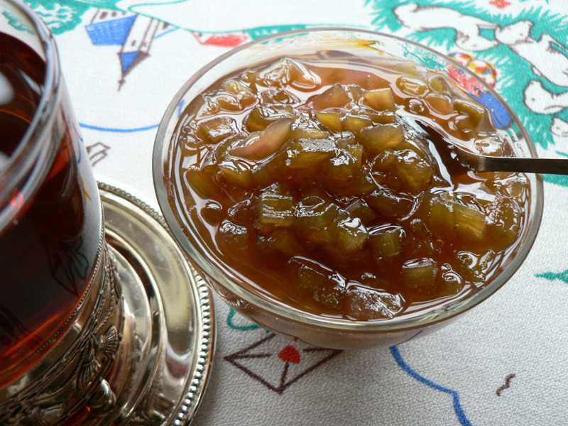 Варенье из ревеня – польза и вред – пошаговые рецепты с фото и видео домашнего варенья из ревеня: с апельсином, лимоном, бананом, клубникой
