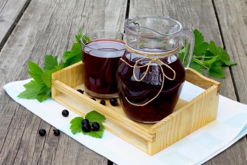 Компот из красной смородины на зиму - 3 простых рецепта