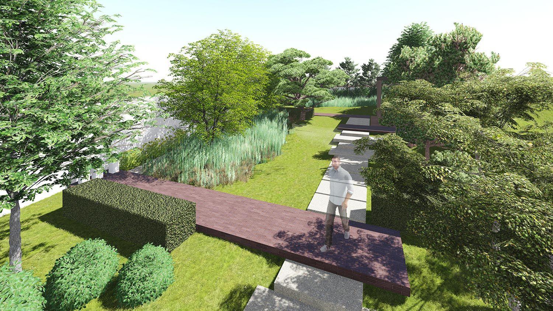 Сад в стиле минимализм, принципы и идеи создания минималистского ландшафта, фото стильных решений