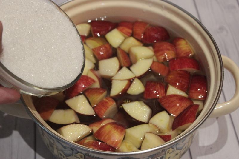 Компот из слив и яблок: лучшие проверенные рецепты на зиму
