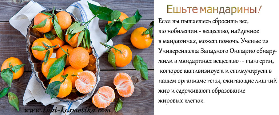 Польза и вред мандаринов для организма | дары природы.су