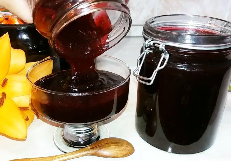 Сок из черной смородины на зиму