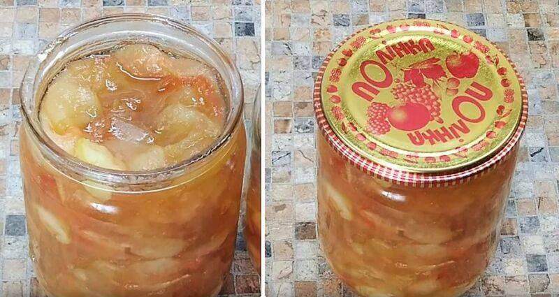 Варенье из яблок 6 простых рецептов домашней заготовки варенья на зиму