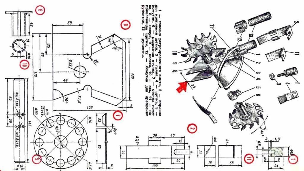 Что представляет собой сеялка для чеснока:  обзор лучших моделей и инструкция по изготовлению сажалки своими руками