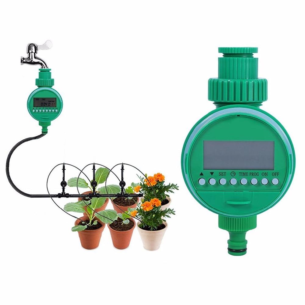 Как сделать капельный полив своими руками для огорода и теплицы, пошаговая инструкция с фото