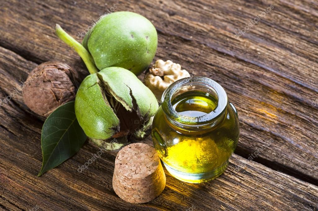 Масло грецкого ореха: лечебные свойства | food and health
