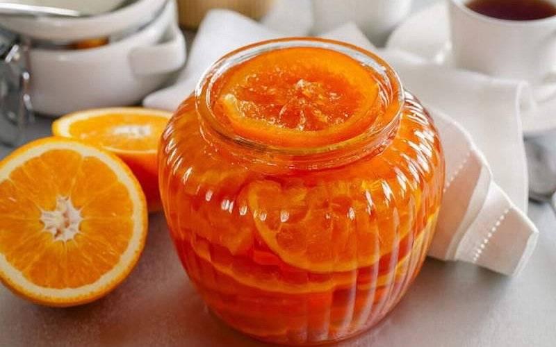 Варенье из апельсинов – 13 удачных рецептов с фото + бонус — самый смак