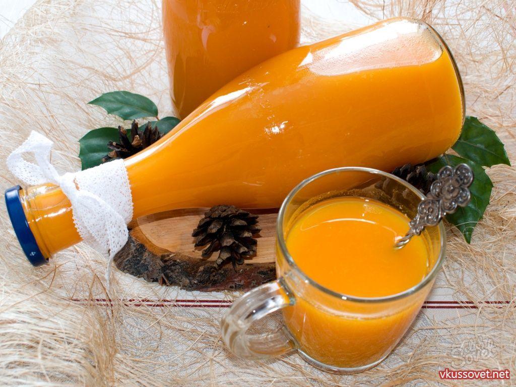 Как приготовить морковный сок на зиму в домашних условиях