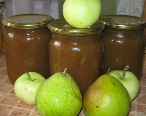Повидло из яблок - как пошагово приготовить в домашних условиях по рецептам с фото