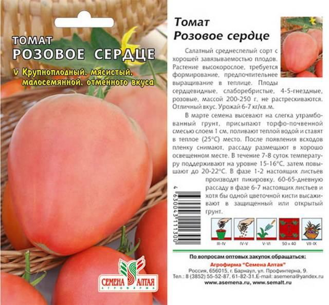 Томат «сладкий поцелуй»: высокий и качественный урожай обеспечен