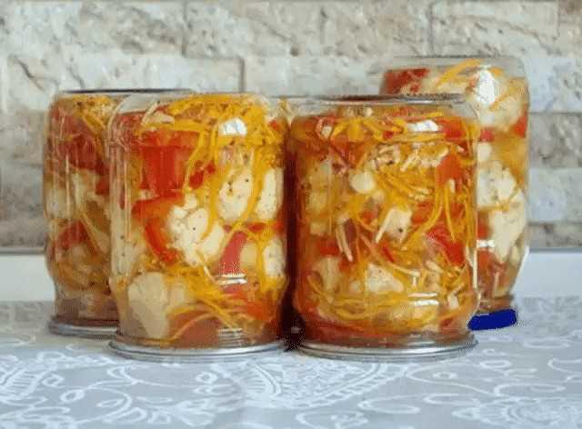 Как правильно и вкусно приготовить цветную капусту по-корейски: пошаговые рецепты салата, гарнира и маринада