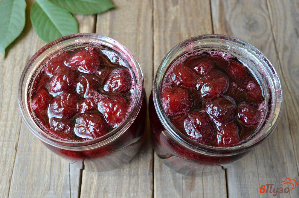 Варенье из вишни с косточками - простые рецепты вишневого варенья на зиму