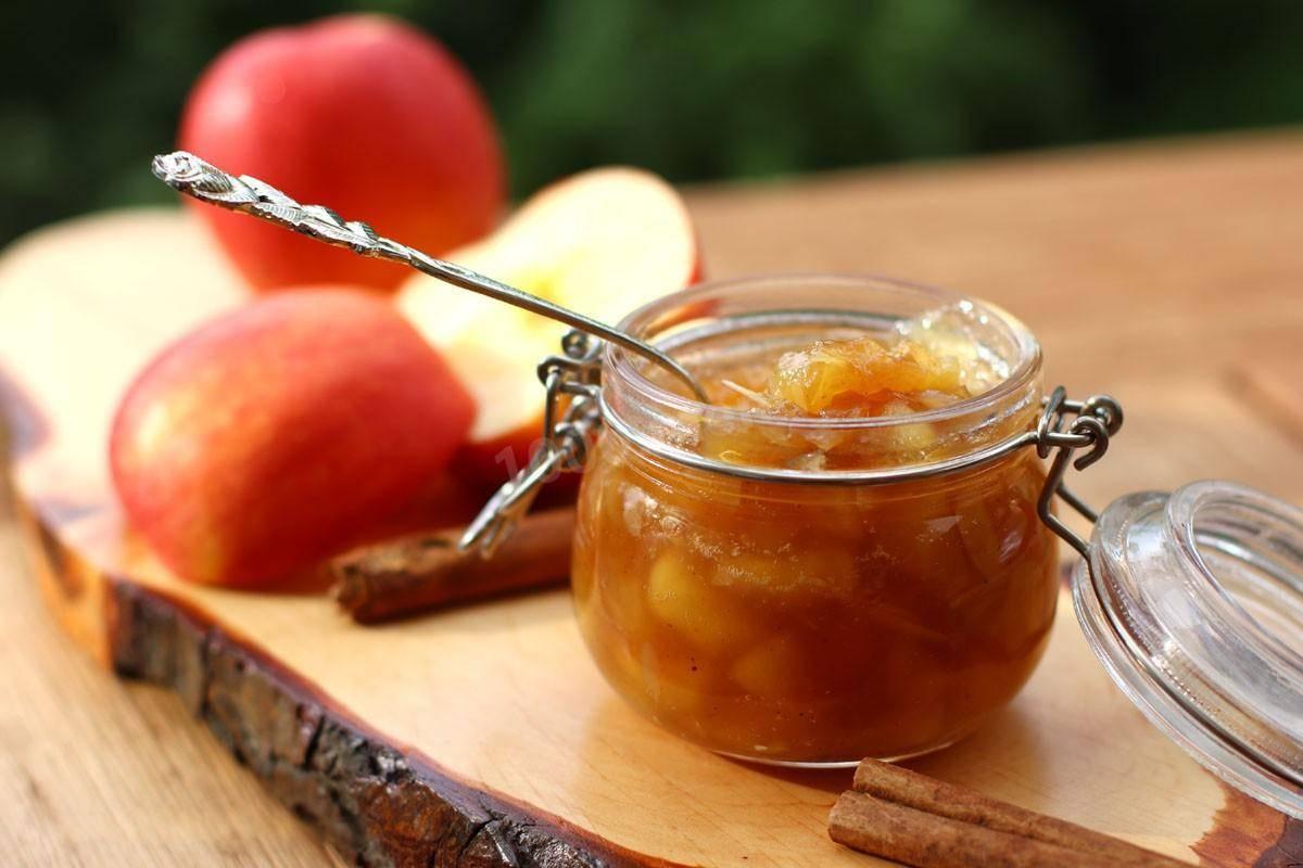 Джем яблочный в мультиварке. джем яблочный в мультиварке: рецепты приготовления